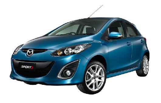 Mazda2 Sports
