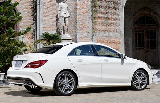 รถ Benz CLA-Class (เบนซ์ ซีแอลเอ-คลาส) มือสอง