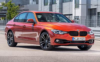 รถ BMW Series 3 (บีเอ็มดับเบิลยู ซีรีส์ 3) มือสอง