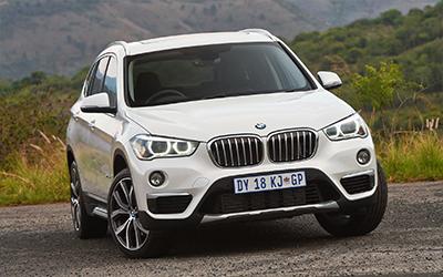 รถ BMW X1 (บีเอ็มดับเบิลยู เอ็กซ์ 1) มือสอง