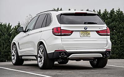 รถ BMW X5 (บีเอ็มดับเบิลยู เอ็กซ์ 5) มือสอง