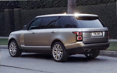 รถ Land Rover Range Rover (แลนด์โลเวอร์ เรนจ์โรเวอร์) มือสอง