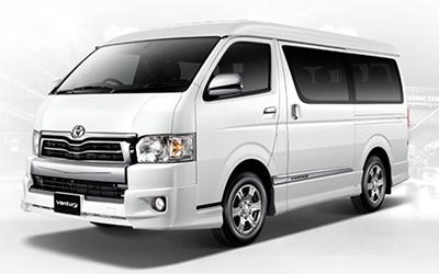 รถ Toyota Ventury (โตโยต้า เวนจูรี่) มือสอง