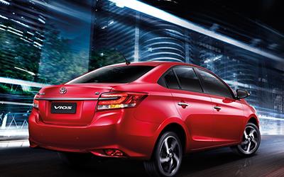 Toyota Vios มือสอง (โตโยต้า วีออส มือสอง)