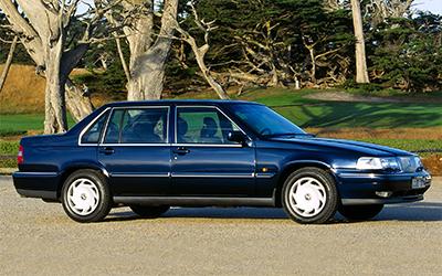 รถ Volvo 960 (วอลโว่ 960) มือสอง